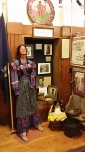 Chickasaw Lady